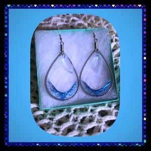 Jewelry - Very cute silver earrings!